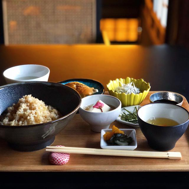 季節の京朝食